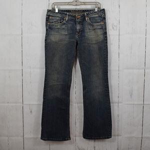 Big Star Size 31R Mia Boot Cut Jeans 868